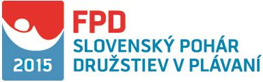 FPD Slovenský pohár v plávaní družstiev 2015