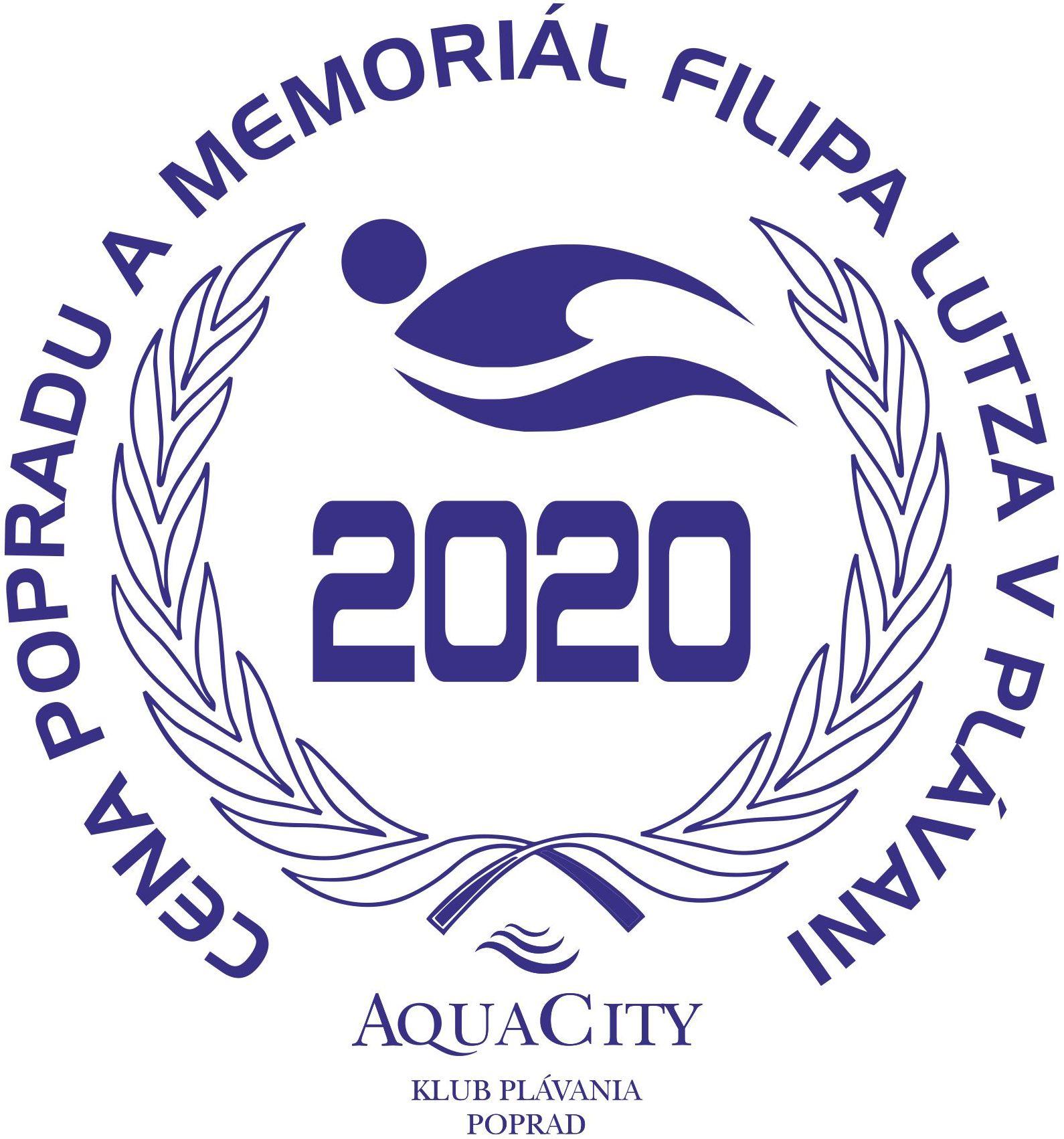 Cena Popradu 2020 - logo